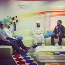 Event: Living The Life on Islam Channel